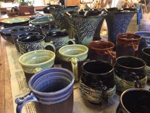 mugs, v-vases spring 16